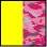 Yellow/Pink Camo